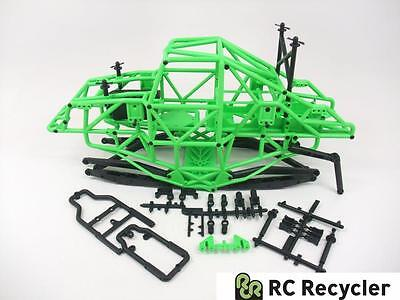 1/10 Axial SMT10 Grave Digger Monster Jam Painted & Decaled