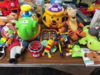 Kids Toys Various - willing to sell as a bundle.