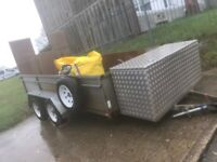 Very good trailer for sale