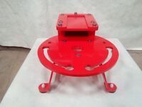 7050 Magnetic Drill Stand V5 - Laser Cut - MagDrill, Red Mag Drill, Broach Cutter, 7050 PS