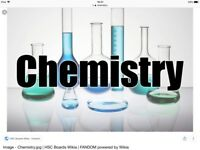 Chemistry Tutor A Level and GCSE