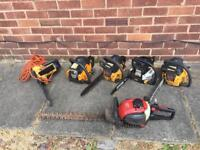 Chain saws JOBLOT