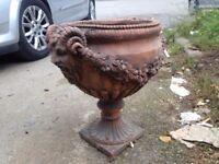 Garden vase for sale