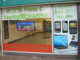 Ipad glass, iphone screen repair service birmingham - 70% cheaper than an apple replacement