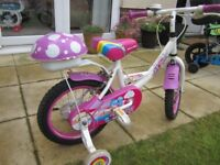 Girls Pixie bike