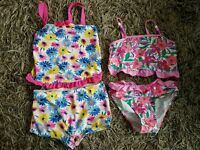 Girls Bikinis 4 - 5 years