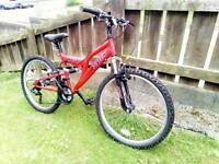 Boys Trax Tfs 24 Bike
