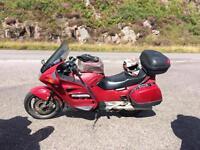 Honda st1100. Mot till June 18