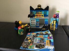 DC Batman & Marvel Spiderman Collectable Lego Duplo Sets - Excellent Condition