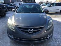 2011 Mazda Mazda6 GT/ Cuir/ Toit/ Financement Approuvé!!