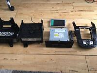 Audi A4/A5 MMI 3G navigation system