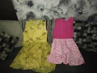 X4 Dresses Ages 11-13