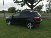 Ford kuga 2.0 Zetec tdci 4x4 only 2 former keepers with 87000 miles