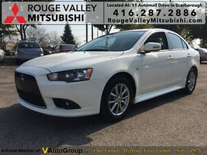 2015 Mitsubishi Lancer LIMITED, NO ACCIDENT, SERVICE RECORDS !!!