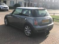 2004/53 Mini Cooper S 1.6 Supercharged 2 Keys Xenons Half Leather Seats