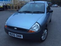 06 Plate - Ford KA - 11 Months MOT - 2 Former Keeper - Clean Car -
