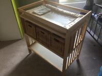 Ikea changing table - immaculate condition