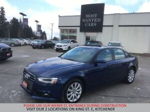 2014 Audi A4 Komfort | TAN LEATHER | XENON LIGHTS