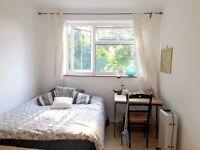 double room in Flatshare in Stoke Newington N16