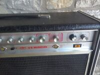 Original 1980s HH valve sound 2 x 12 100 watt combo for repairs or use as extension speaker cabinet