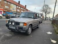 Land Rover, DISCOVERY, Estate, 1994, Other, 2495 (cc), 5 doors