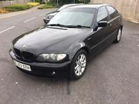 2003 BMW 320d DIESEL 6 SPEED 150 BHP FULL SERVICE YEAR MOT GOOD RUNNER 3 SERIES NOT 330d 318d