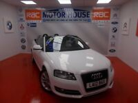 Audi A3 TFSI SPORT(MUST BE VIEWED)FREE MOT'S AS LONG AS YOU OWN THE CAR!!! (white) 2012