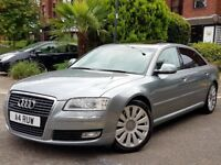 2010 AUDI A8 3.0 TDI LWB FACE LIFT MODEL FULLY LOADED SPEC IMMACULATE IN AND OUT