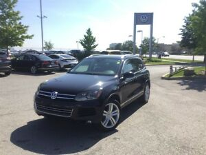 2013 Volkswagen Touareg Highline 3.6L 8sp at Tip 4M