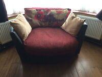 cuddle armchair