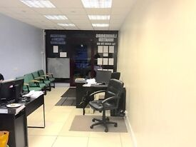 IMMACULATE FULLY FURNISHED OFFICE SPACE TO LET ON THE MAIN HIGH ROAD