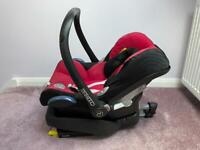 Maxi Cosy Infant Car Seat and Isofix