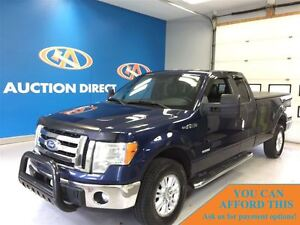 2011 Ford F-150 XLT, 4X4, FINANCE NOW!!