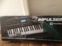 IMPULSE INNOVATION 49 MIDI KEYBOARD