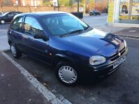 LOW MILAGE 41k VAUXHALL CORSA 1.2 PETROL MANUAL VERY CLEAN CAR DRIVES VERY WELL MUST SEE IDEAL1stCAR