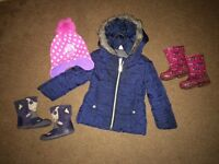 Girls 18-24 Months Winter Clothes bundle
