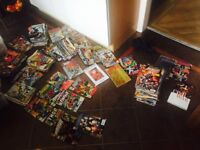 Marvel American and English large collection to sell