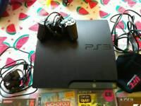 PS3 Slim full set