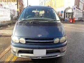 1996 P Toyota Estima Emina 2.2D Diesel - 5 Speed Manual - 4Wd - 5 speed Manual Model 8 Seater mot'd