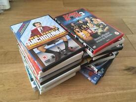 Comedy DVD bundle - 24