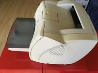 HP Black 1300 and White Laser Printer