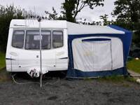 2004 Abbey Acclaim SL Caravan