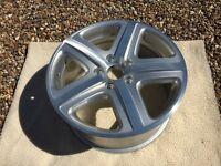 """VW Alloy Wheel, 19"""" Atheo (275/45R19) for VW Touareg"""