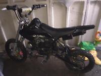 Pitbike 125cc
