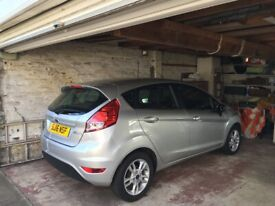 image for Ford, FIESTA, Hatchback, 2016, Manual, 998 (cc), 5 doors