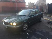 Jaguar x type immaculate! Full Leather!