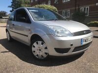 FORD FIESTA 1.2 CLIMATE STYLE 2005-REG LOW MILAGE ONLY 84k DRIVES VERY WELL
