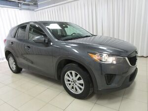 2015 Mazda CX-5 4x4. THIS SUV IS PRICED TO SELL QUICKLY !! COME