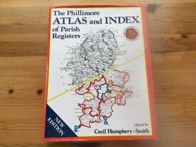Phillimore Atlas of Parish Registers