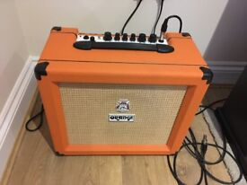 Orange 35RT Crush AMP